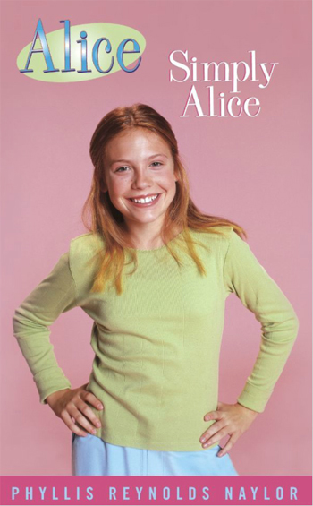 Alice Series Phyllis Reynolds Naylor border=