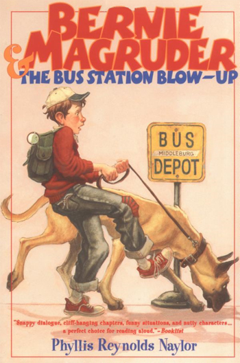 Bernie Magruder & The Bus Station Blow-up