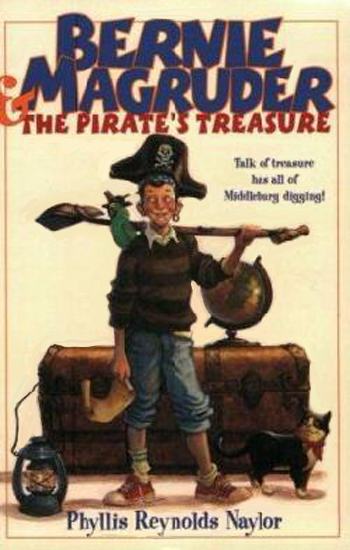 Bernie Magruder & The Pirate's Treasure