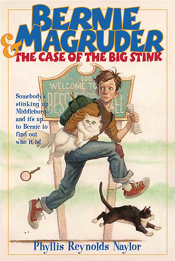 Bernie Magruder & The Case of the Big Stink