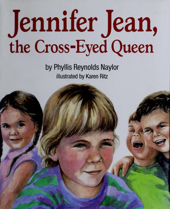 Jennifer Jean, the Cross-Eyed Queen