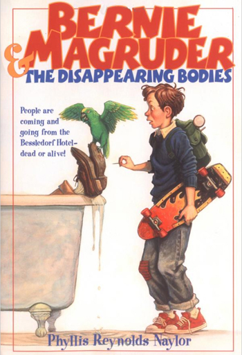 Bernie Magruder & The Disappearing Bodies