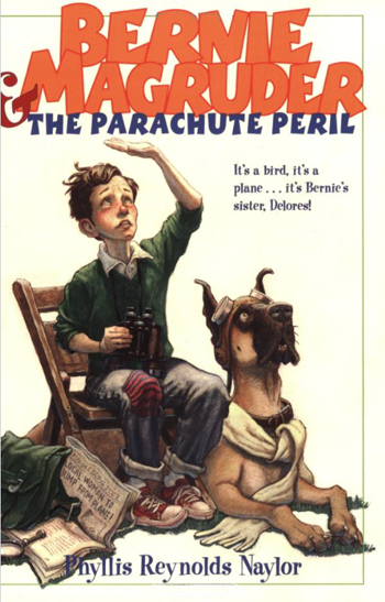 Bernie Magruder & The Parachute Peril